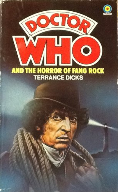 Doctor Who Classic Series Novelization - HORROR OF FANG ROCK - Original TARGET Paperback Book