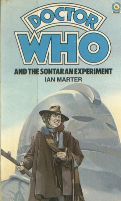 Doctor Who Classic Series Novelization - SONTARAN EXPERIMENT - Original TARGET Paperback Book