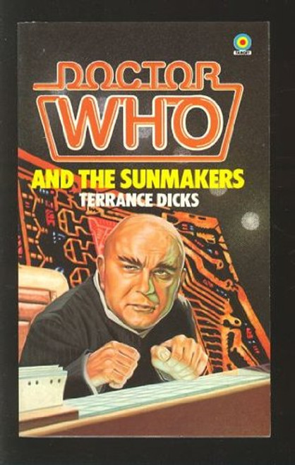 Doctor Who Classic Series Novelization - SUNMAKERS - Original TARGET Paperback Book