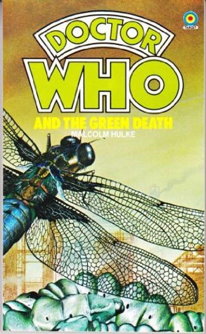 Doctor Who Classic Series Novelization - GREEN DEATH - Original TARGET Paperback Book