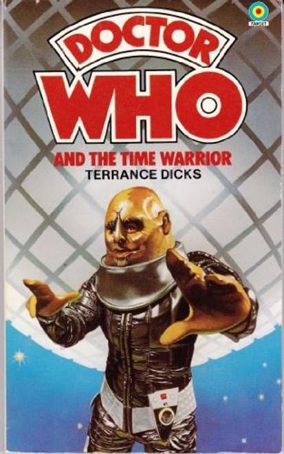 Doctor Who Classic Series Novelization - TIME WARRIOR - Original TARGET Paperback Book