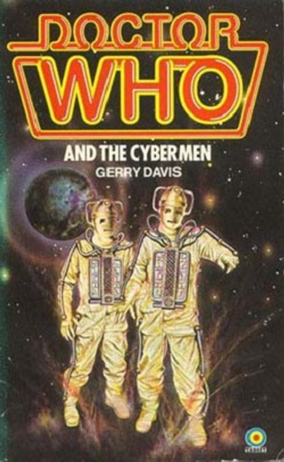 "Doctor Who Classic Series Novelization - THE CYBERMEN ""MOONBASE"" - Original TARGET Paperback Book"