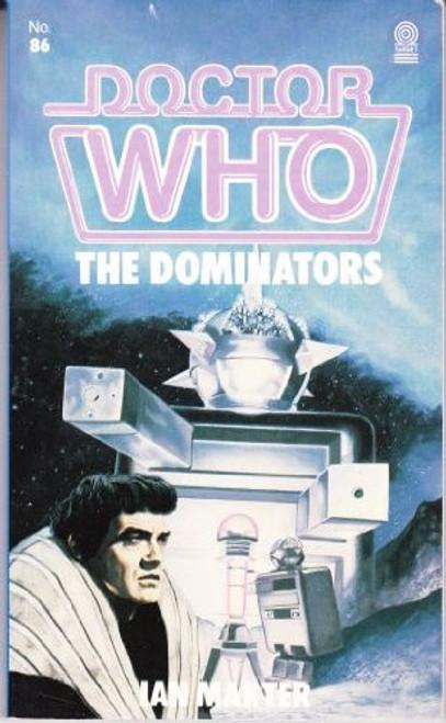 Doctor Who Classic Series Novelization - DOMINATORS - Original TARGET Paperback Book