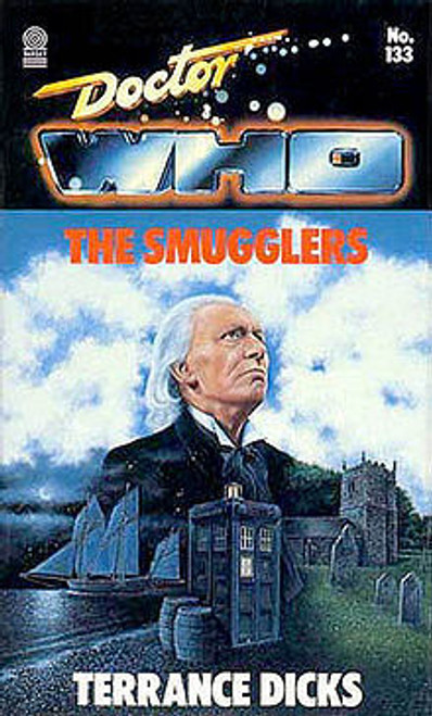 Doctor Who Classic Series Novelization - THE SMUGGLERS - Original TARGET Paperback Book