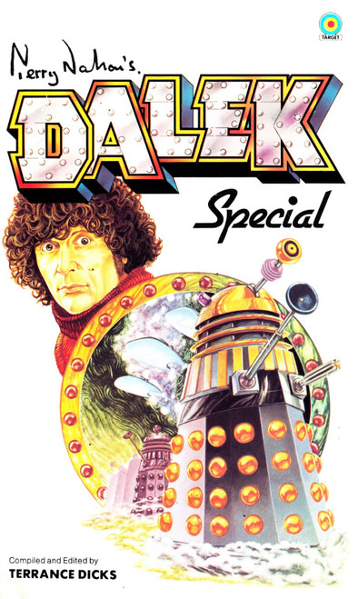 Doctor Who: TERRY NATION'S DALEK SPECIAL - Original TARGET Paperback Book
