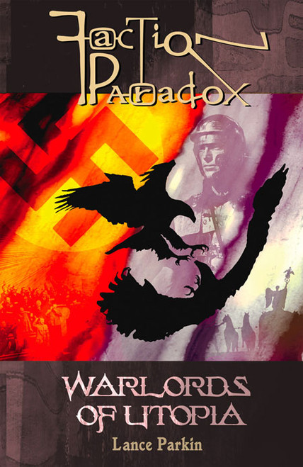 FACTION PARADOX: WARLORDS OF UTOPIA - Mad Norwegian Press Paperback Book