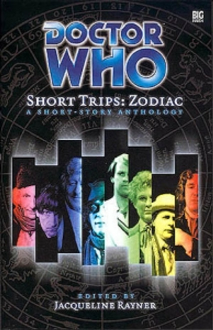 Big Finish Short Trips #1: ZODIAC Hardcover Book