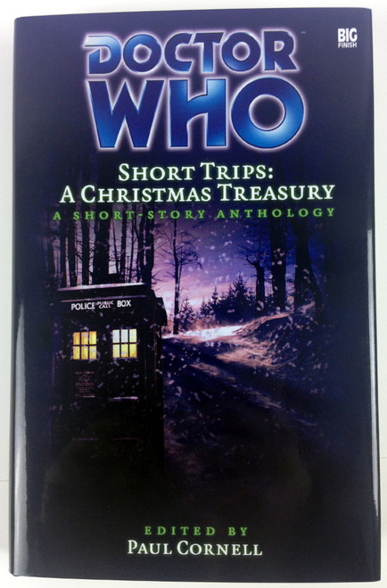 Big Finish Short Trips #11: A Christmas Treasury Hardcover Book