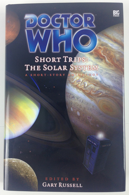 Big Finish Short Trips #14: THE SOLAR SYSTEM Hardcover Book