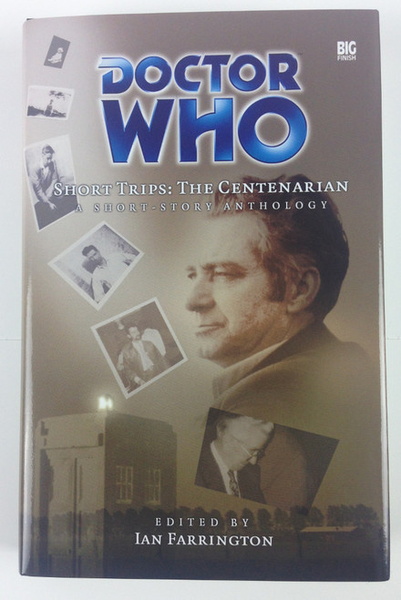 Big Finish Short Trips #17: THE CENTENARIAN Hardcover Book