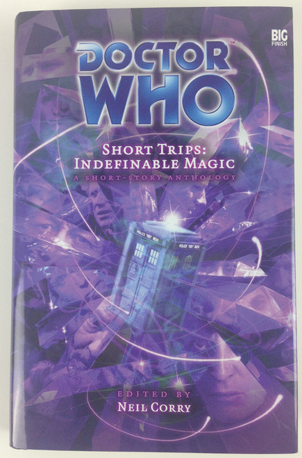 Big Finish Short Trips #28: Indefinable Magic Hardcover Book