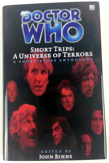 Big Finish Short Trips #3: A UNIVERSE OF TERRORS Hardcover Book