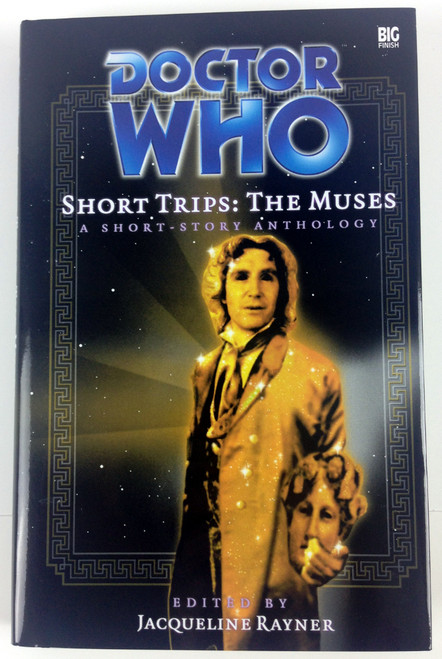 Big Finish Short Trips #4: THE MUSES Hardcover Book