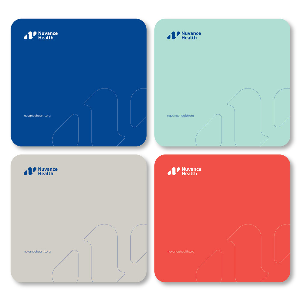 "7.5""x8""x1/8"" Antimicrobial Mouse Pad Packs (20 Per Pack)"