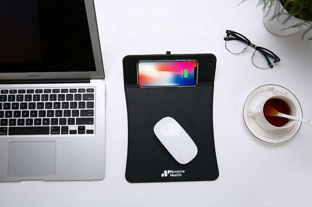 Wireless Mouse Pad Charger