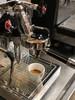 Espresso extracted