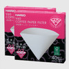 2 Boxes of Hario V60 Paper Filters 03 (2 x 40 pcs)