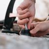 Flair Espresso Maker Signature (New Model) - White & Copper