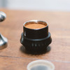 Coffee tamped