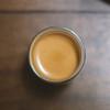 Espresso shot ready
