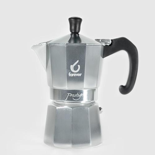 Miss Moka Prestige Silver 9 Cup