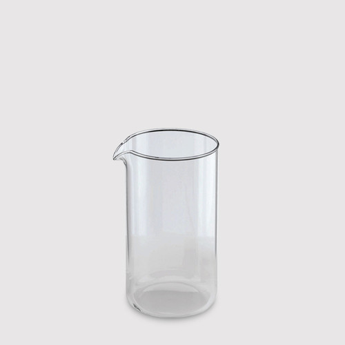 3 Cup Cafetière Glass Replacement Beaker (350ml)