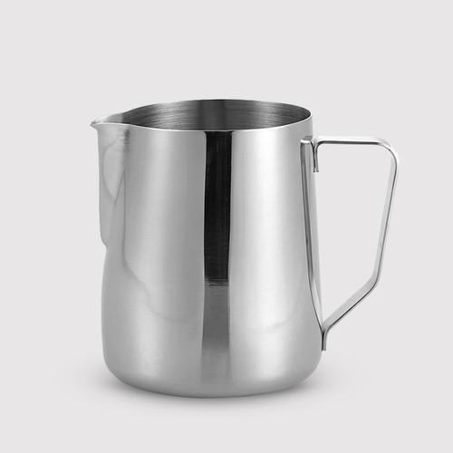 Milk Jug 1L Silver