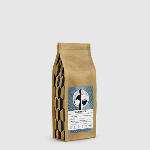 Fair Trade Coffee Beans - 250g