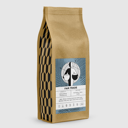 Fair Trade Coffee Beans - 1kg