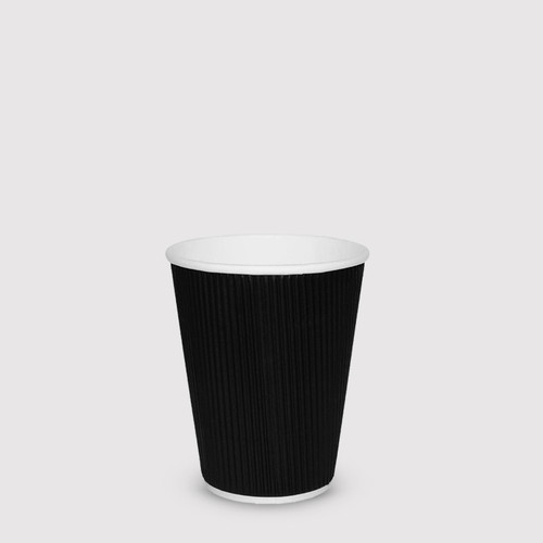 Black 4oz Take-Away Cups - Box of 500