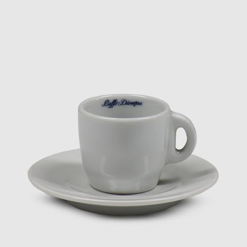 Caffe Diemme Espresso Cup & Saucer