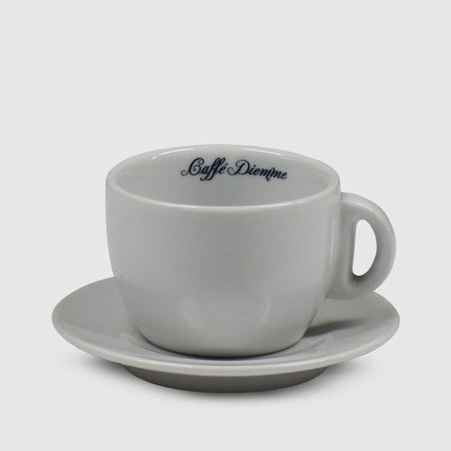 Caffe Diemme Latte Cup & Saucer