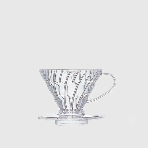 Clear V60 Dripper 01 (1-2 cups)  + Filters