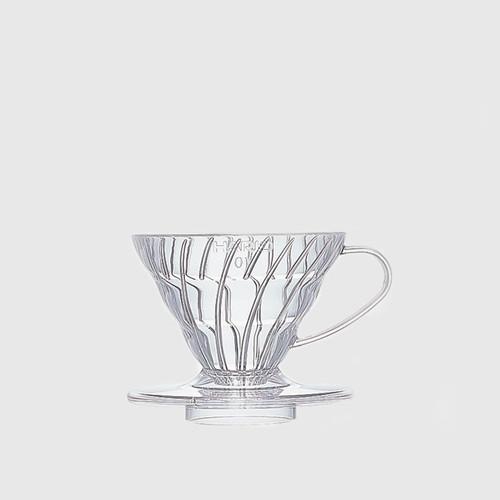 Clear V60 Dripper 01 (1-2 cups)