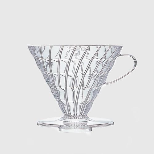 Clear V60 Dripper 03  (1-6 cups)