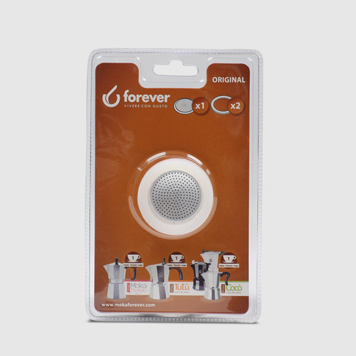 1 Cup Replacement Gasket for Moka Prestige