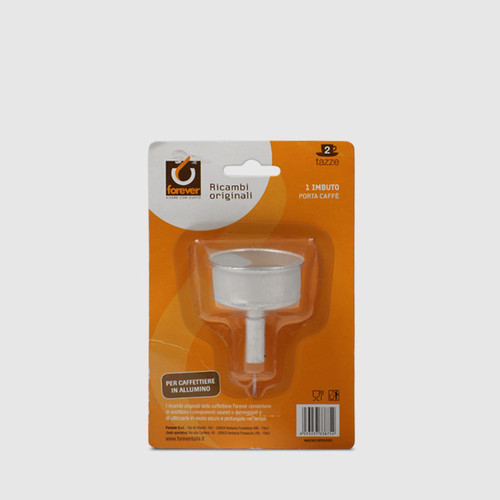 2 Cup Replacement Funnel for Moka Prestige