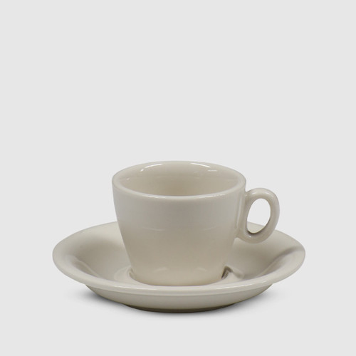 Javan Espresso Cup and Saucer
