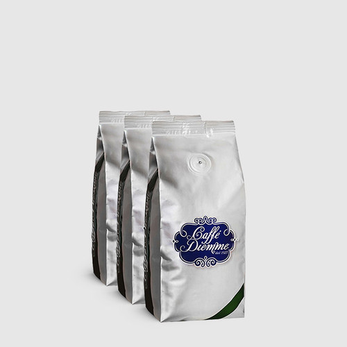 3 Bags of Caffe Diemme Aromatica 200g Coffee Beans