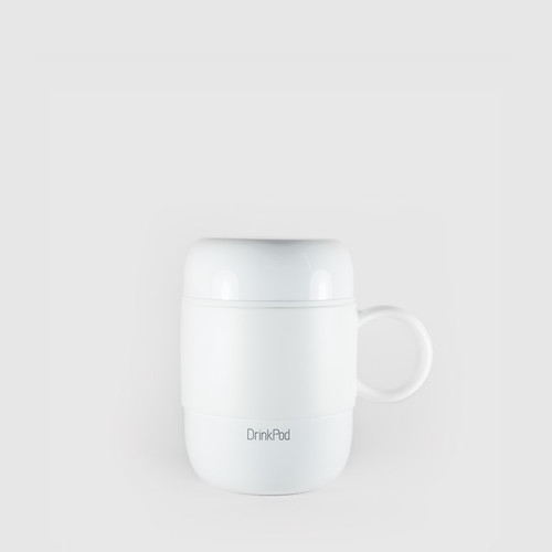 Pioneer Drinkpod 280ml - White