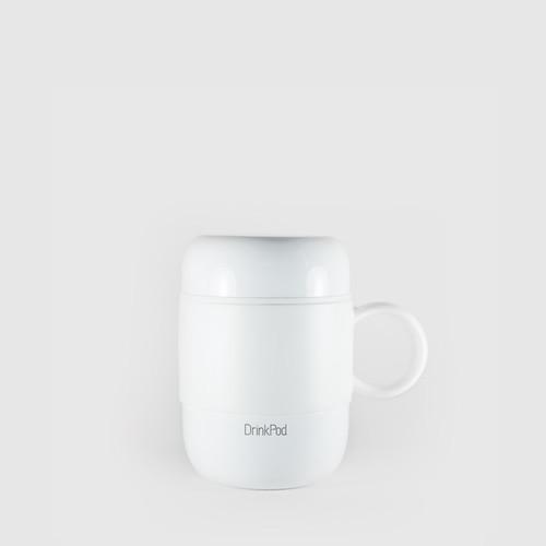 Pioneer Drinkpod 280ml - White