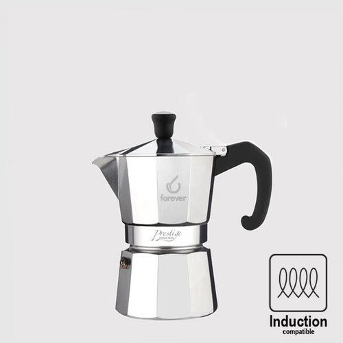 Miss Moka Prestige Induction 3 Cup