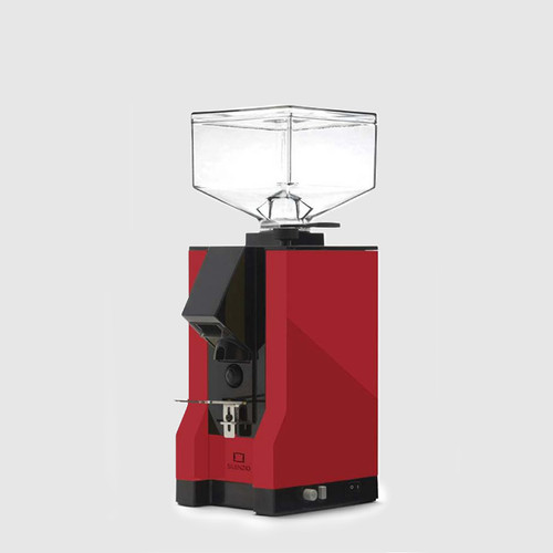 Eureka Mignon Silenzio 15BL Coffee Grinder 50mm Burrs (Red)