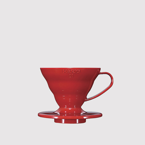 V60 Dripper 01 (1-2 cups) Red