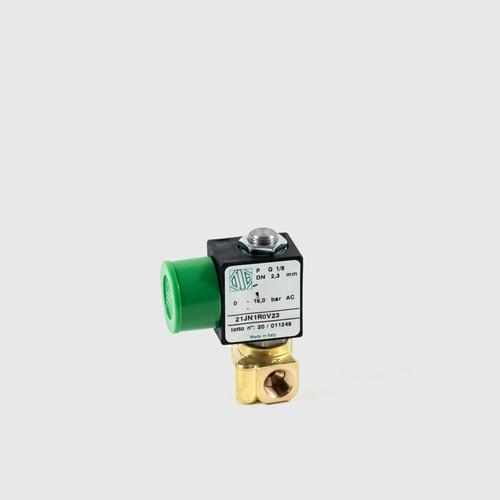 ECM Solenoid Valve 2-way G1/8 230V 150Hz