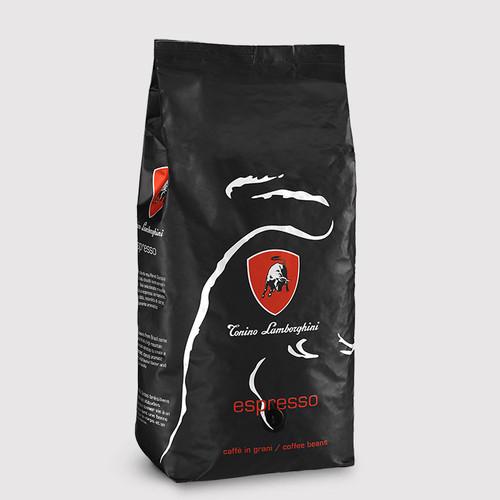 Tonino Lamborghini Platinum Coffee Beans - 1kg