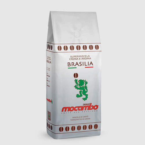Drago Mocambo Brasilia Coffee Beans - 1kg