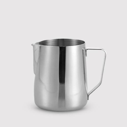 Milk Jug 0.6L Silver