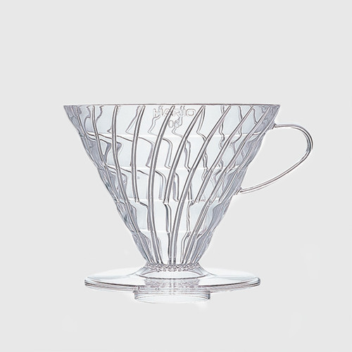 Clear V60 Dripper 03  (1-6 cups)