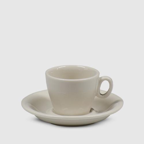 Javan Espresso Cup and Saucer